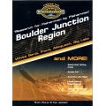 Boulder Junction & Manitowish Waters Wisconsin Regional Lake Map Book