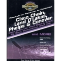 Cisco Chain, Land O' Lakes, Phelps & Conover Lake Map Book