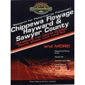 Chippewa Flowage, Hayward, & Sawyer County Region Lake Map Book